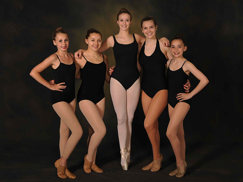 Dance School Photographer